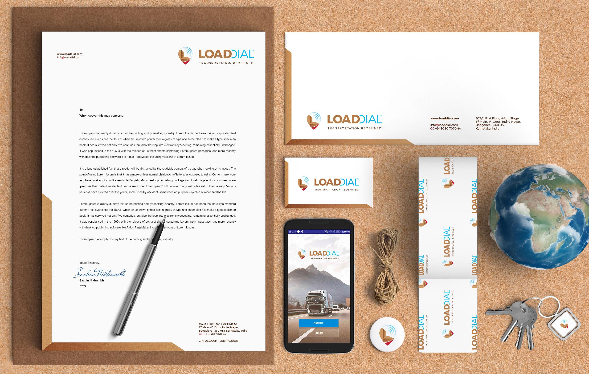 Branding Project Details