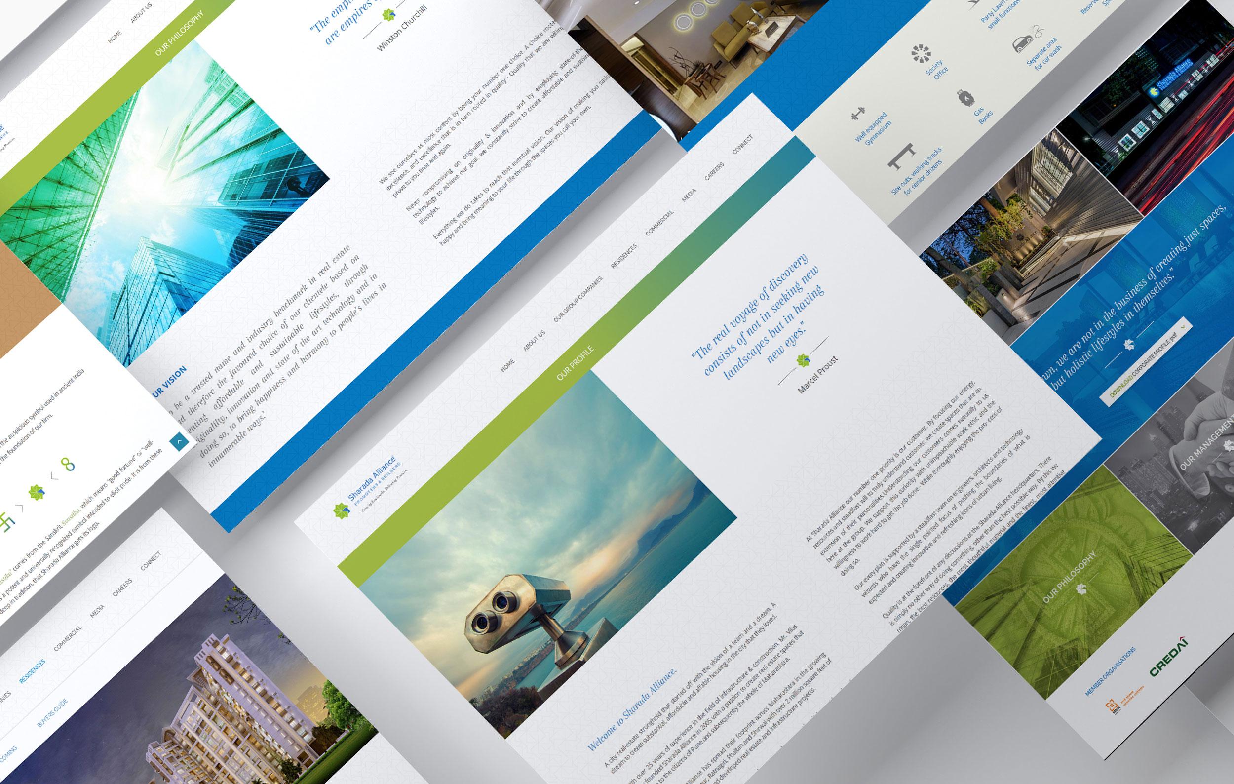 Web Design Project Details