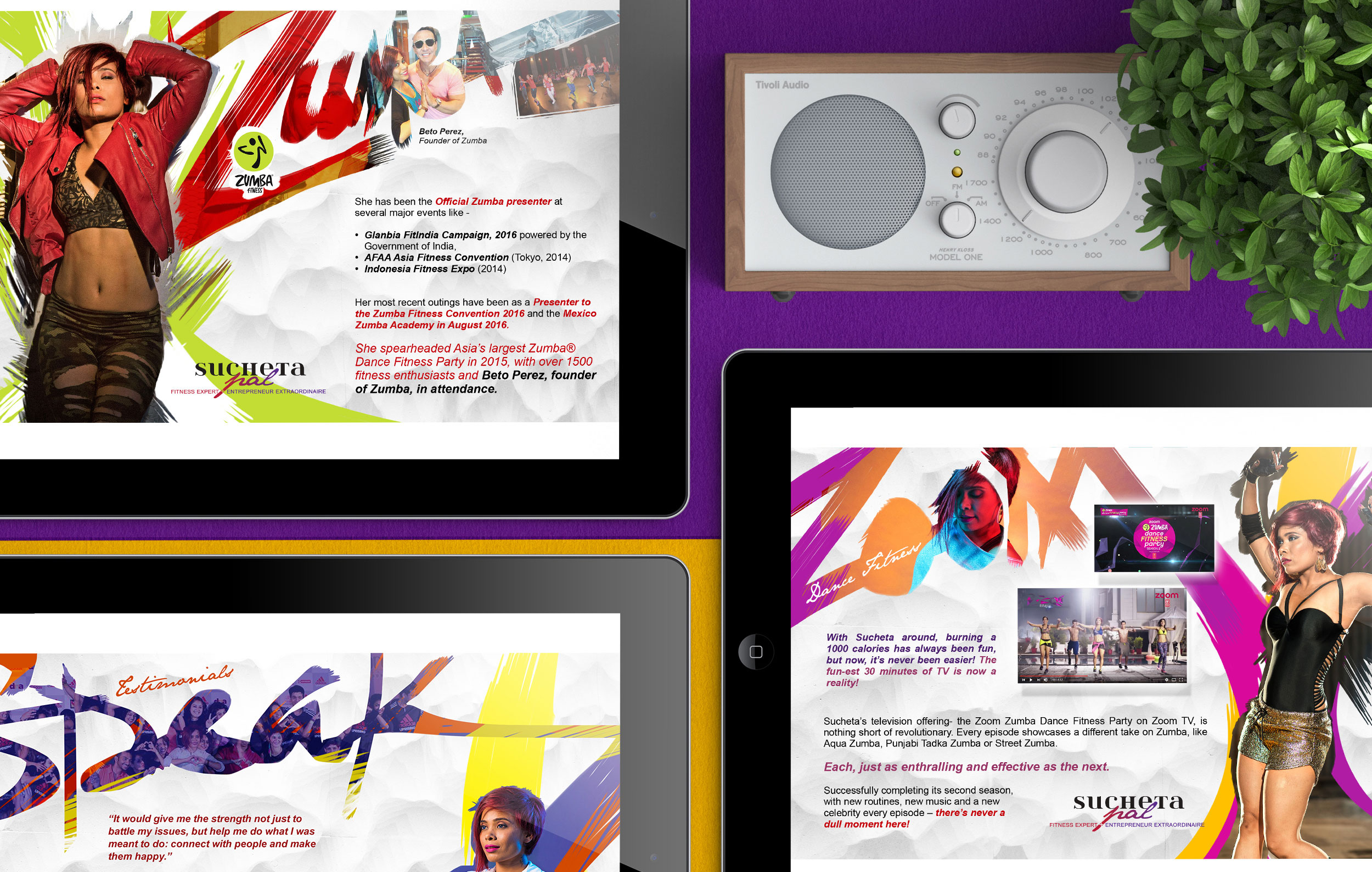 Web Design Project Details